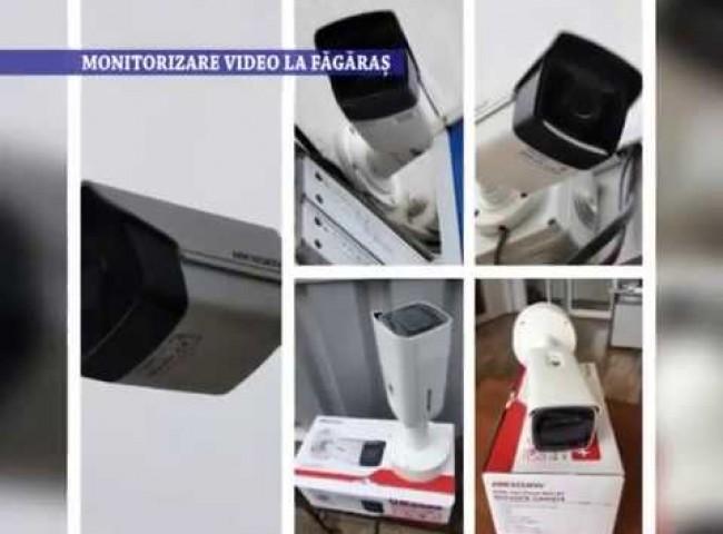 Monitorizare video la Fagaras – 3 iunie 2020