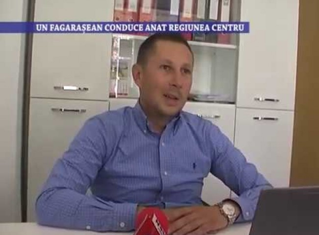 Un fagarasean conduce ANAT Regiunea Centru – 3 iunie 2020