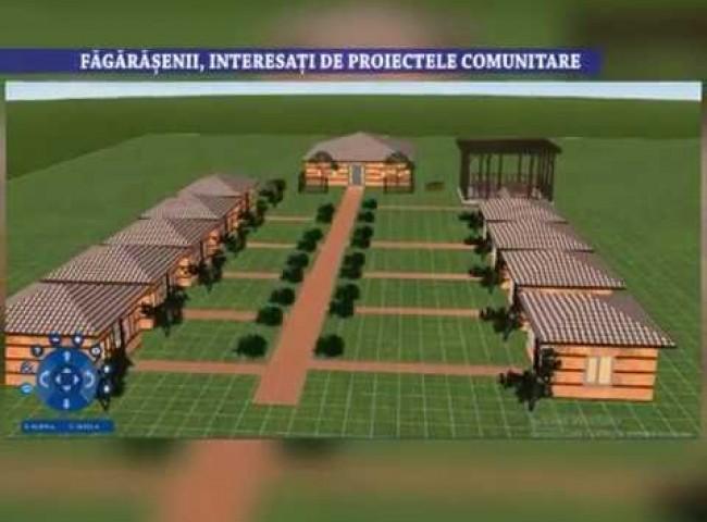 Fagarasenii, interesati de proiectele comunitare – 6 iulie 2020