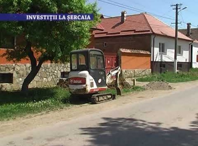 Investitii la Sercaia – 9 septembrie 2020