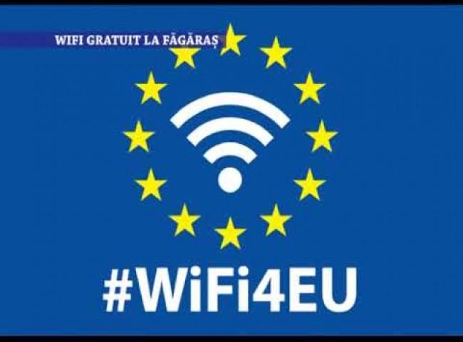 WiFi gratuit la Fagaras – 10 septembrie 2020