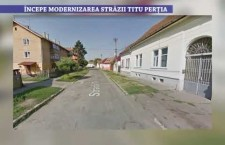 Incepe modernizarea strazii Titu Pertia – 24 iunie 2021