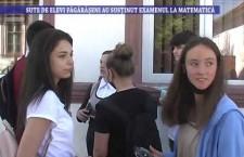 Sute de elevi fagaraseni au sustinut examenul la matematica – 24 iunie 2021