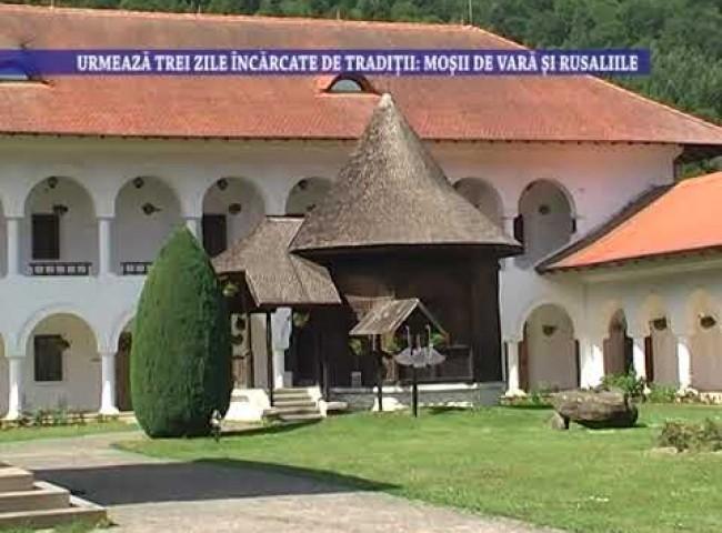 Urmeaza trei zile incarcate de traditii, Mosii de vara si Rusaliile – 18 iunie 2021