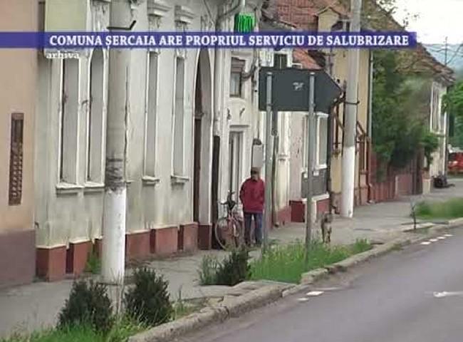 Comuna Sercaia are propriul serviciu de salubrizare – 30 iulie 2021
