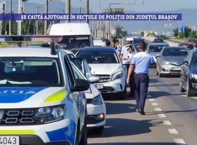 Se cauta ajutoare in sectiile de politie din judetul Brasov – 14 septembrie 2021