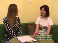 Emisiune Carte de vizita – Helen Doron, profesoara Maria Urdea coordonator Centrul Helen Doron Fagaras – 19 septembrie 2014