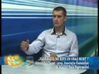 Emisiune Nova Special, invitat: Alexandru Szasz presedinte Asociatia Oamenilor de Afaceri Tara Fagarasului – 16 septembrie 2014