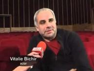"""Emisiune Carte de vizita – Teatru: """"Azi … sau poate niciodata"""" – 10 octombrie 2014"""