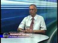 Emisiune Media Obiectiv – Presidintele care uneste, invitat: Ilie Bardasuc, vicepresedinte PSD Fagaras – 14 octombrie 2014