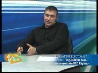 Emisiune Nova Special, Dezbatere Electorala, inginer Marius Sava viceresedinte PSD Fagaras – 22 octombrie 2014