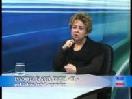 """Emisiune Plus si Minus """"Evdarea in Arta"""", prof. Codrina Anghel, organizator – 26 februarie 2015"""