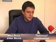 Interviul saptamanii – Mihai Oltean, primar Harseni – 2 martie 2015