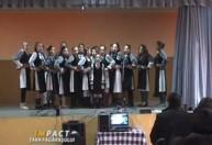 Emisiune Impact Tara Fagarasului, Spectacol Scoala Harseni – 9 aprilie 2015