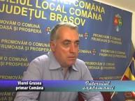 Interviul saptamanii – Viorel Grusea, primar Comana – 23 iulie 2015