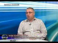 Emisiune Electorala – Media Obiectiv – invitat: Costica Badea, candidat PSD la Primaria Victoria – 23 mai 2016