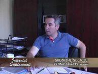 Interviul saptamanii – Gheorghe Sucaciu, primar Fagaras / independent – 18 iulie 2016