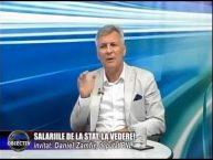 """Emisiune Media Obiectiv,""""Salariile de la stat, la vedere!"""", Daniel Zamfir, deputat PNL – 12 august 2016"""