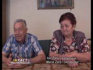 Emisiune Impact Tara Fagarasului – invitati: Ion Zara si Maria Zara, profesori pensionari – 23 septembrie 2016