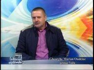 Interviul saptamanii – invitat: Gheorghe Marian Osalciuc, primar Voila – 18 octombrie 2016