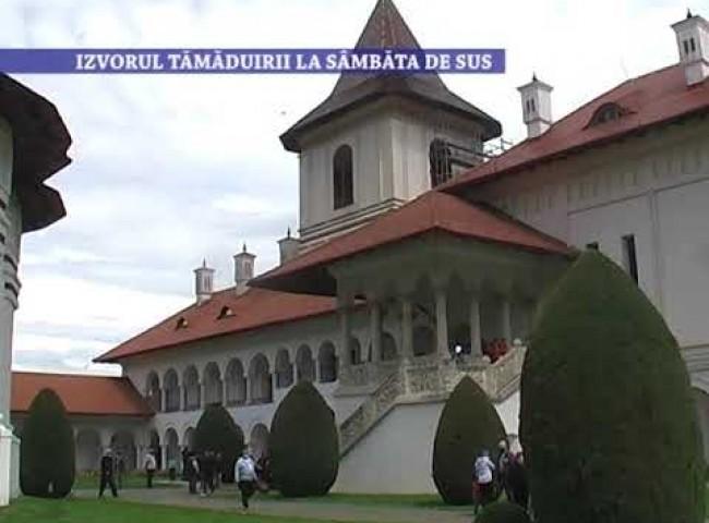 Izvorul Tamaduirii la Sambata de Sus – 7 mai 2021