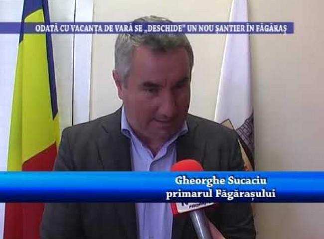 Odata cu vacanta de vara se deschide un nou santier in Fagaras – 17 iunie 2021