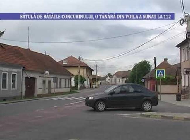 Satula de bataile concubinului, o tanara din Voila a sunat la 112 – 21 septembrie 2021
