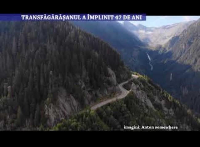 Transfagarasanul a implinit 47 de ani – 21 septembrie 2021